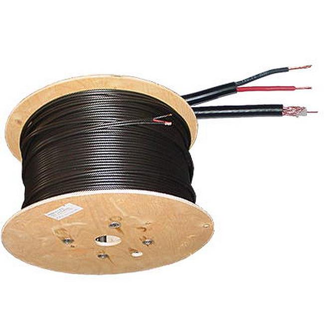 Video Kombi Kabel Rg59 Meterware Schwarz G Nstig Kaufen
