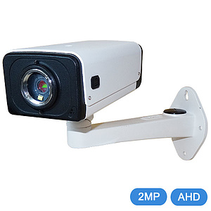 AHD 2,4MP Boxkamera IR-Cut OSD CS-Mount / ABD20A200H