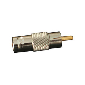BNC-Buchse / Cinch-Stecker Adapter