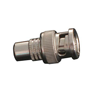 BNC-Stecker / Cinch-Buchse Adapter