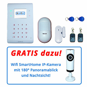 Alarmanlagen Set SmartHome