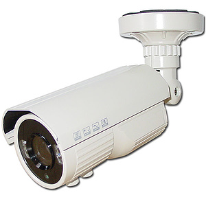 Infrarotkamera CCD Color 630 TVL OSD / QC-560V 4-9mm