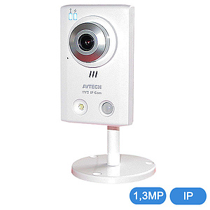 IP-Kamera Push-Video auf iPhone, Android AVN80X / 1,3 MP