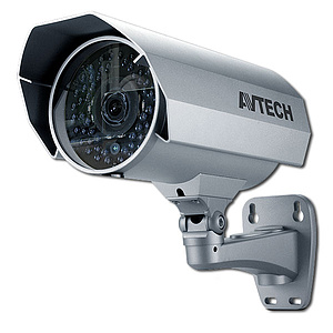 IP-Infrarot-Kamera, 220V, Vario-Zoom, IP67, H.264, AVN363V / 1,3 MP