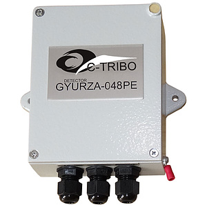 QC-TRIBO 048PE Signal Prozessor Einheit Vibroelectric