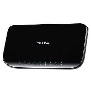 Gigabit Ethernet Switch 8 Port TP-Link / TL-SG1008D