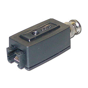 Video-Balun BNC-Stecker / RJ45-Buchse / HTT-1B1J